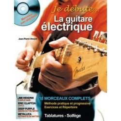 Vimont - Je débute la guitare électrique