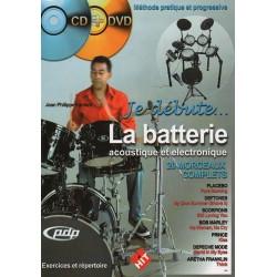 Fanfant- Je débute...la batterie- avec CD