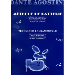 Agostini - Méthode de batterie - Vol.2