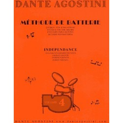 Agostini - Méthode de batterie - Vol.4