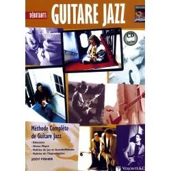 Débutant Guitare jazz - Méthode avec CD