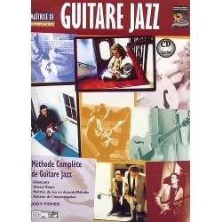 Maîtrise de l'improvisation Guitare jazz - Méthode avec CD