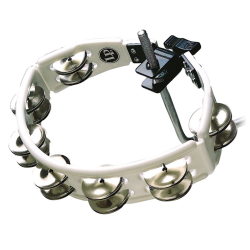 Tambourin Latin Percussion LP162 Cyclop sur support