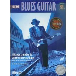 Débutant Blues Guitare - Méthode avec CD