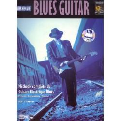 Intermédiaire Blues Guitare - Méthode avec CD