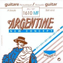 Cordes Jazz Manouche Savarez Argentine à boule 11-46