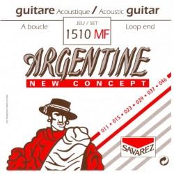 Cordes Jazz Manouche Savarez Argentine à boucle 11-46