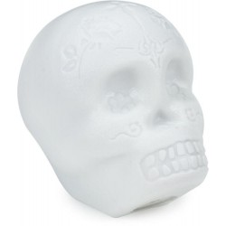 Shaker Latin Percussion LP Sugar Skull Blanc