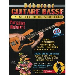 Rebillard- Débutant guitare basse