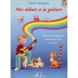 KLeynans - Mes débuts à la guitare
