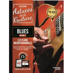 Astuces de la guitare Blues - Volume 2