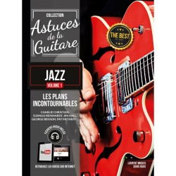 Astuces de la guitare Jazz - Volume 1
