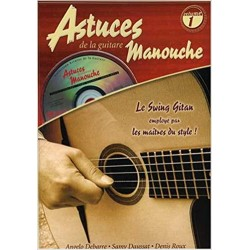 Astuces de la guitare Manouche - Volume 1