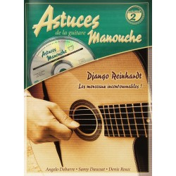 Astuces de la guitare Manouche - Volume 2