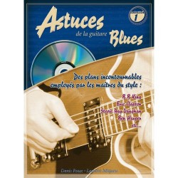 Astuces de la guitare Blues - Volume 1
