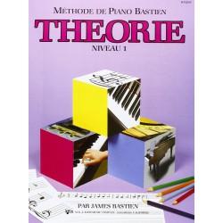 Bastien - Méthode de piano - Théorie Niveau 1