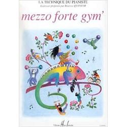 Quoniam - Mezzo forte gym'