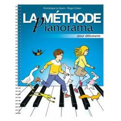 Le Guern/Cohen - La méthode Pianorama pour débutants