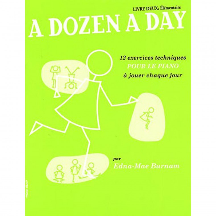 A dozen a day - Vol. 2 - Elementaire