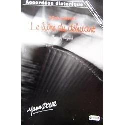 Dour - Accordéon diatonique - Le livre du débutant - Vol.1