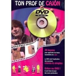 Ton prof de Cajun - Méthode avec DVD