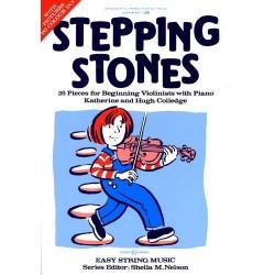 Colledge - Stepping Stones - Méthode de violon débutant