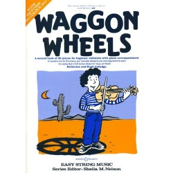 Colledge - Waggon Wheels - Méthode de violon débutant - Second book