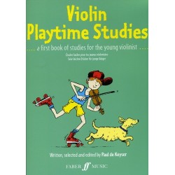 de Keyser - Violin Playtime Studies