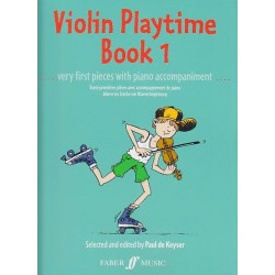 de Keyser - Violin Playtime Book 1