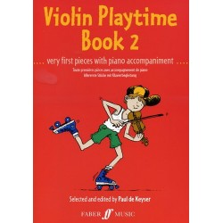 de Keyser - Violin Playtime Book 2