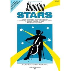 Colledge - Shooting Stars - 21 pièces pour violoncelle