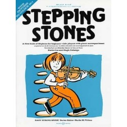 Colledge - Stepping Stones - Méthode d'alto débutant - First book