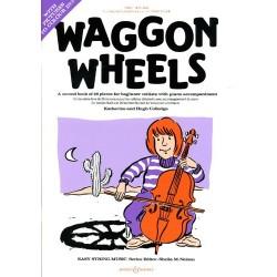 Colledge - Waggon Wheels - Méthode de violoncelle débutant - Second book