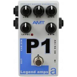 Pédale préampli AMT P1