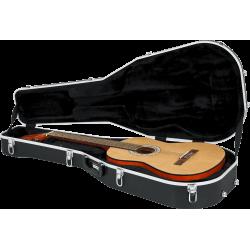 Etui guitare classique 4/4 ABS Deluxe