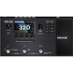 Multi effets Nux MG30