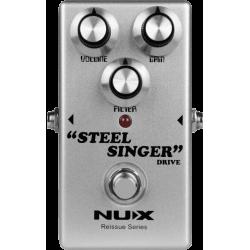 Nux Steel Singer Overdrive