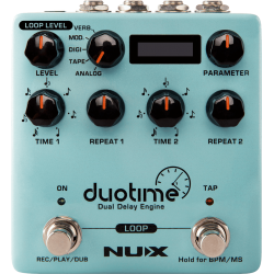 Nux Duotime Dual Delay Engine