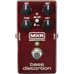 MXR M85 Bass Distorsion