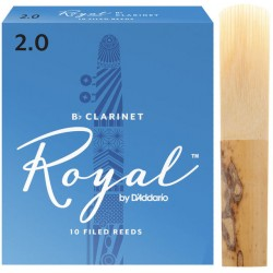 Anche clarinette Royal by d'Addario Force 1.5