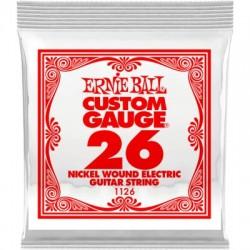 Ernie Ball 026 Nickel Wound
