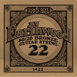 Ernie Ball 022 Earthwood 80/20 Bronze
