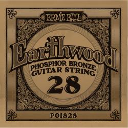 Ernie Ball 028 Earthwood 80/20 Bronze
