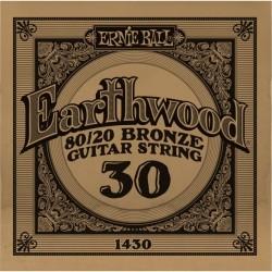 Ernie Ball 030 Earthwood 80/20 Bronze