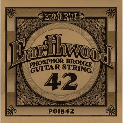 Ernie Ball 042 Earthwood 80/20 Bronze