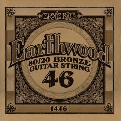 Ernie Ball 046 Earthwood 80/20 Bronze