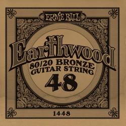 Ernie Ball 048 Earthwood 80/20 Bronze