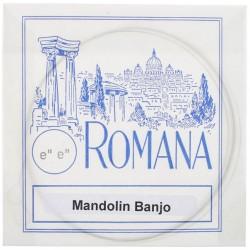 Cordes pour banjo-mandoline Romana