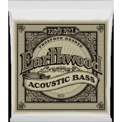 Cordes basse acoustique Ernie Ball 45-95