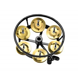 Tambourin Meinl pour charley 5'' laiton